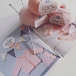 tricot diy littlegirl babyclothes cardigan laine mondialtissus pinkclothes sweetbaby