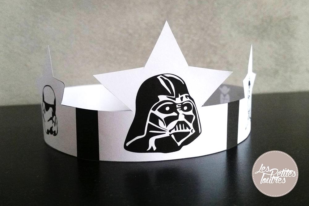 Couronne star wars imprimer free printable les - Star wars a telecharger gratuitement ...
