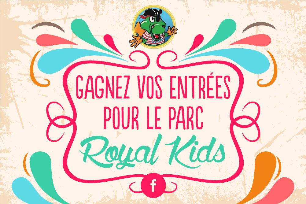 Jeu concours gagnez vos entr es royal kids les petites loutres - Jeu concours cuisine ...