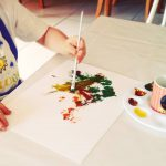 Petit artiste lt3 Little artist peinture painting artiste artist couleurshellip