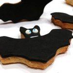 On continue les ides pour Halloween biscuits sable sables patisseriehellip
