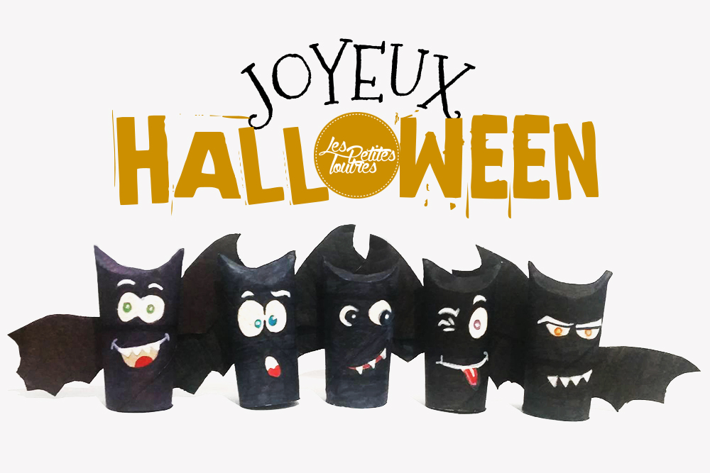 r alisez des jolies chauves souris en papier pour halloween diy. Black Bedroom Furniture Sets. Home Design Ideas