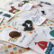 Jeu, mes cartes musicales {Free printable}